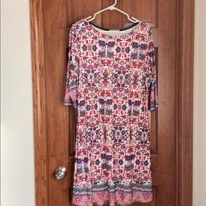 Gilli 3/4 Sleeve Dress